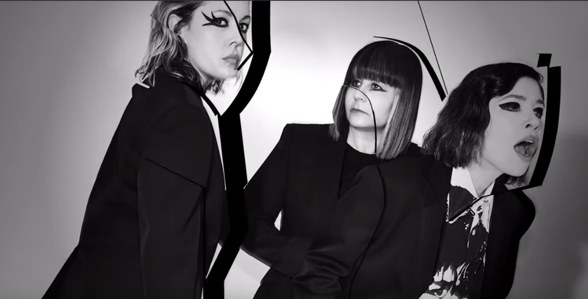 """The Future Is Here"" Thanks To Sleater-Kinney's New Single"