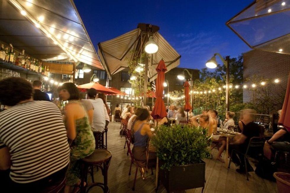 williamsburg rooftop bars
