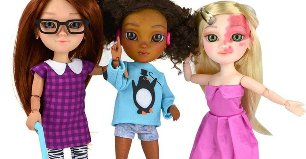 Toy companies didn't make dolls their kids could relate to, so these moms did it themselves.