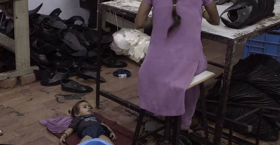 New documentary exposes the true costs of the 'fast fashion' business.