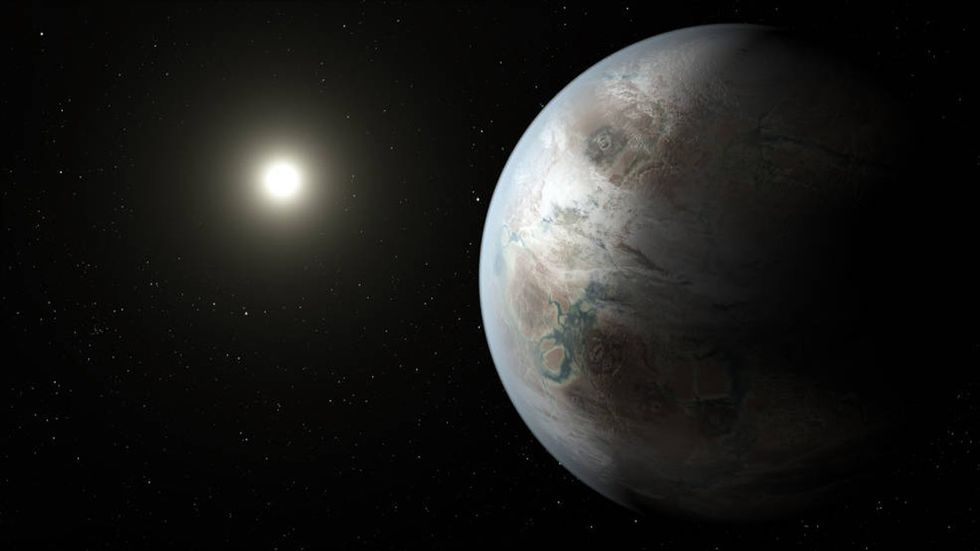Astronomers found Earth's 'older, bigger cousin.' And it's incredible.