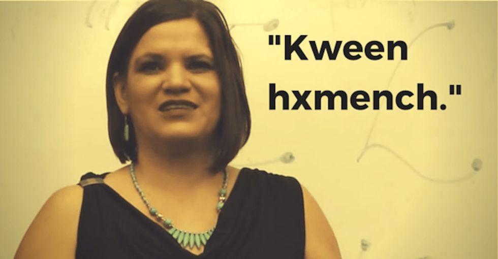 Their languages are nearly extinct. They're trying to change that.