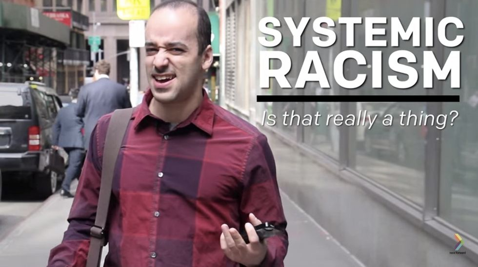 Systemic racism is real. 4 simple facts prove it.