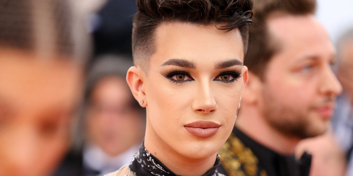 James Charles Will Continue His Speaking Tour