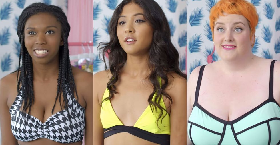 7 real ladies get real about swimsuit shopping