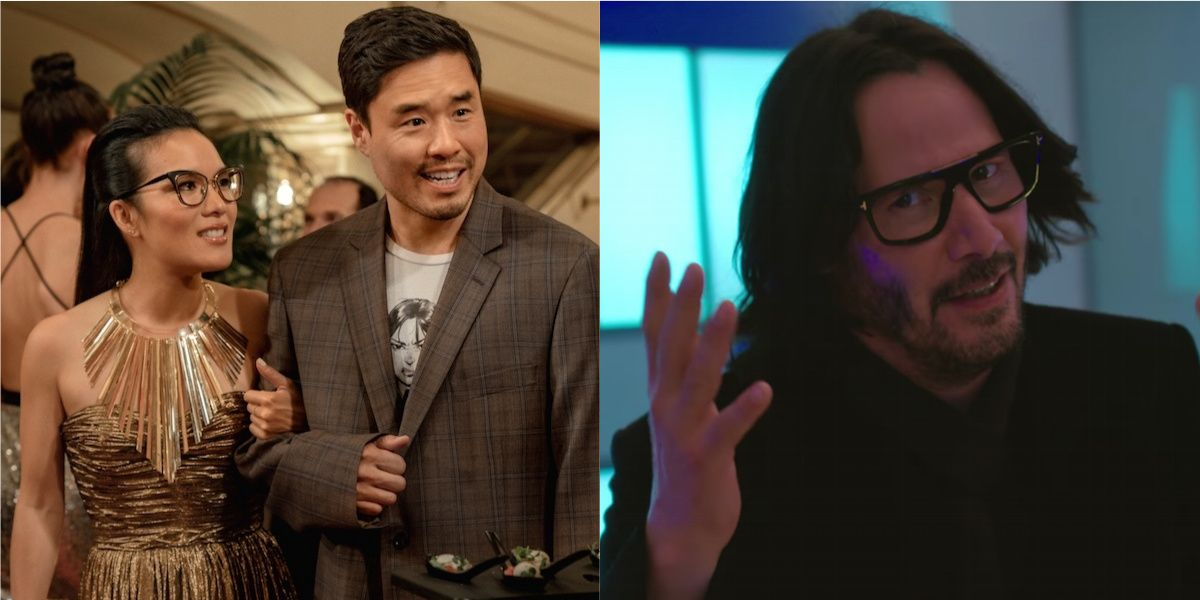 'Always Be My Maybe' Trailer Proves Every Rom-Com Needs More Keanu Reeves