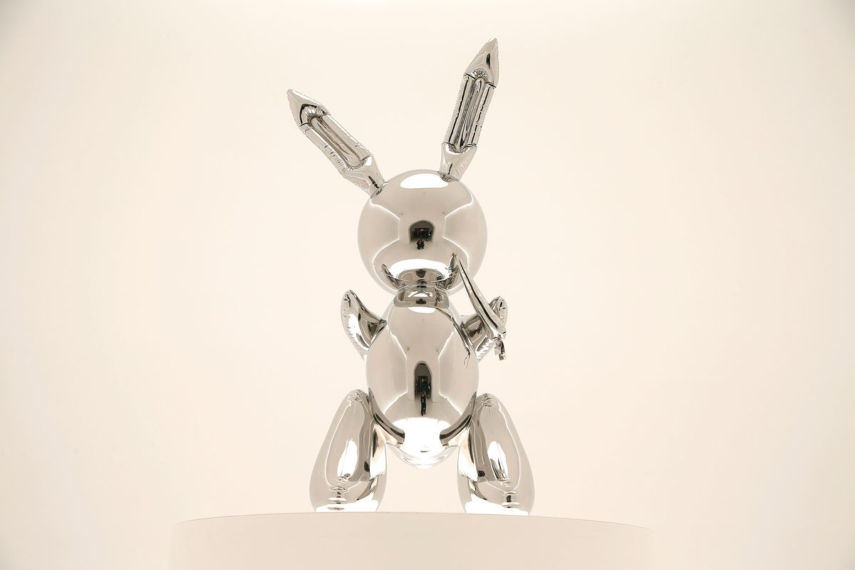 Jeff Koons Is the Most Expensive Living Artist, Again