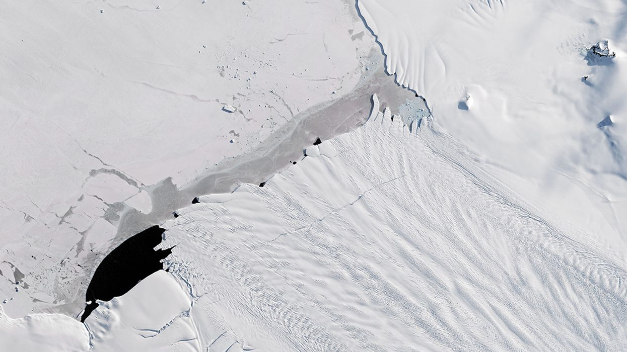 Antarctica's Ice Is Melting 5 Times Faster Than in the 90s