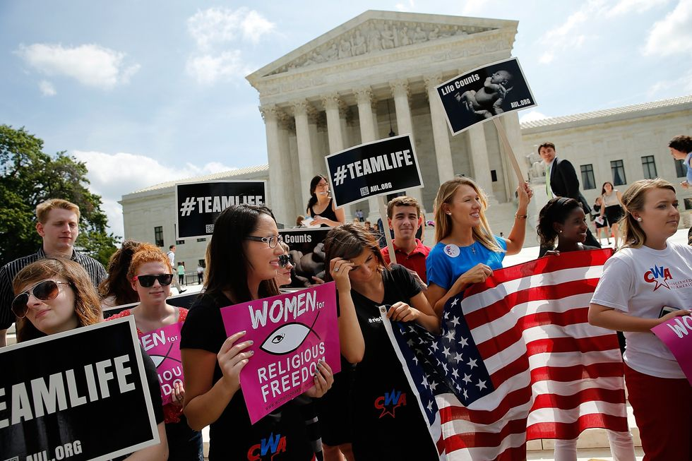 Everything You Need To Know About The New Abortion Ban In Several States