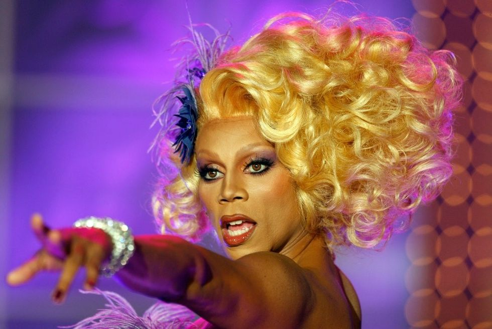 What Rupaul's Drag Race Taught Me About How To Love Myself
