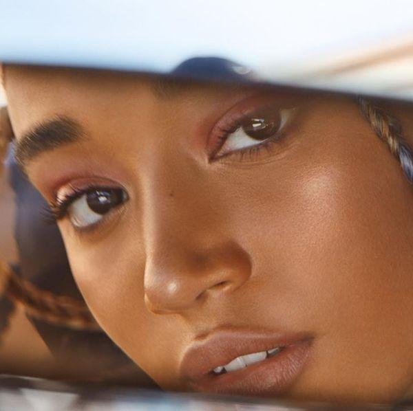Amandla Stenberg Is the New Face of Fenty Beauty