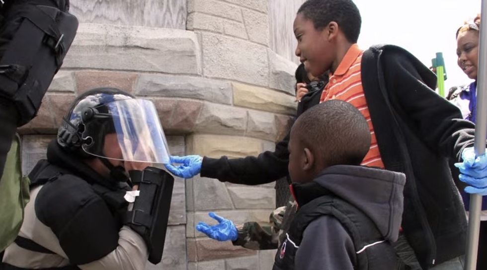 How does a community like Baltimore recover? The residents are making it happen.