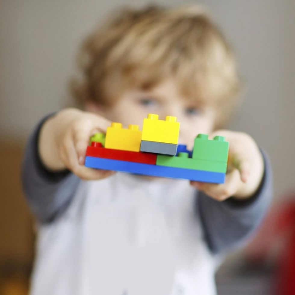 Good-bye plastic: Lego announces a huge change in the future of its toys.