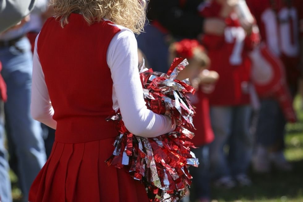 An Ex-Cheerleader Allegedly Raped A 15-Year-Old Boy, And The Press Has No Idea How To Talk About It