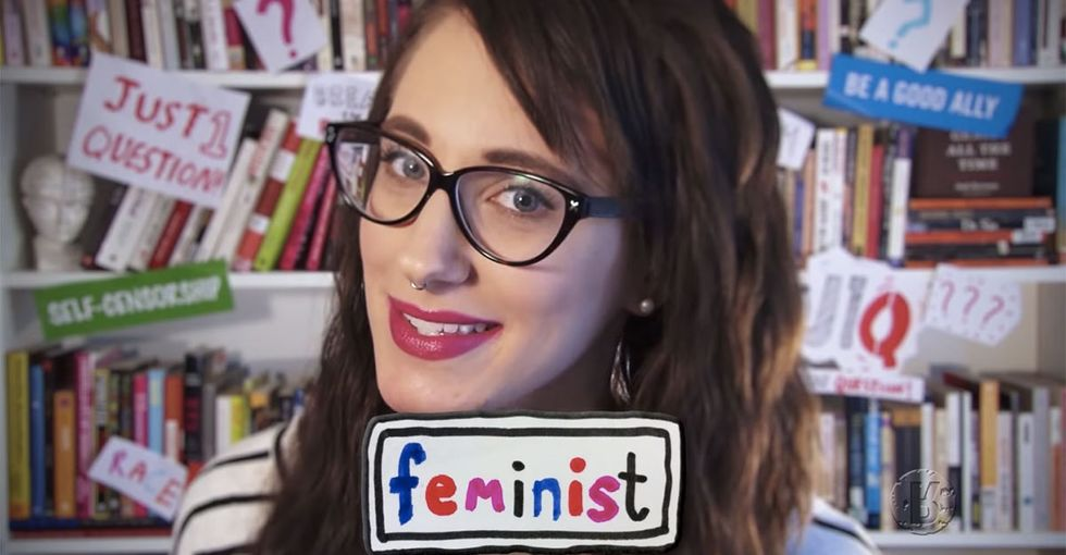 'Feminists are man-hating' and 4 other fears about feminism