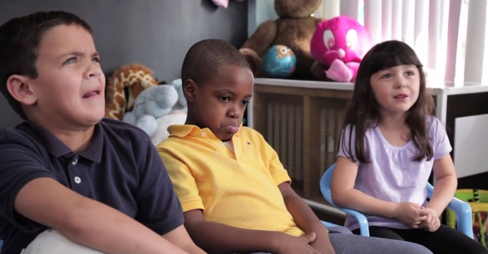 Super-Funny, Honest Reactions From 5-Year-Olds That Are Better Than The Media's Reactions To Ebola