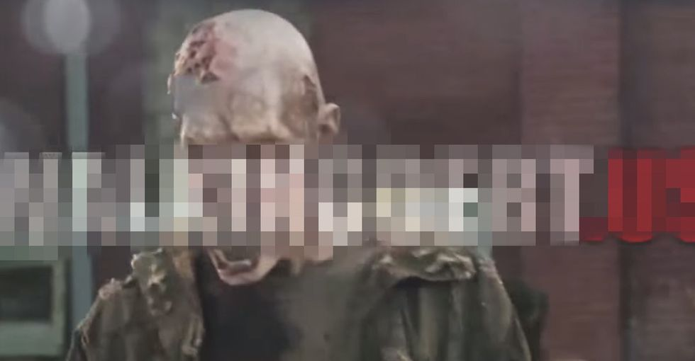 A Terrifying 'Walking Dead' Parody That Isn't Actually A Parody Because It's Real Life