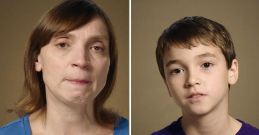 Watch A Stressed-Out Mother Hear Exactly What Her Kid Thinks Of Her
