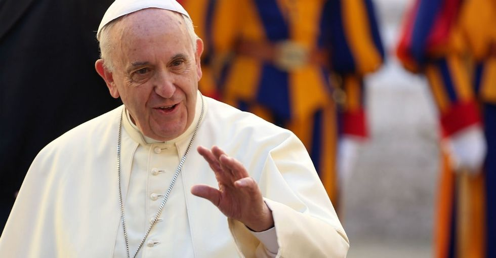 Pope Francis just nailed why everyone affected by the economy should care about climate change.