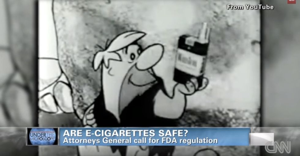 You've Heard About E-Cigarettes, But What's Their Deal?