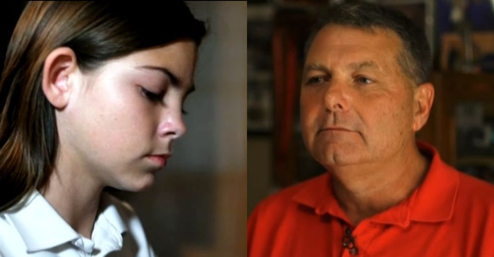 A Dad Supports His 13-Year-Old Daughter's Dream — Even If It Means Never Seeing Her Again