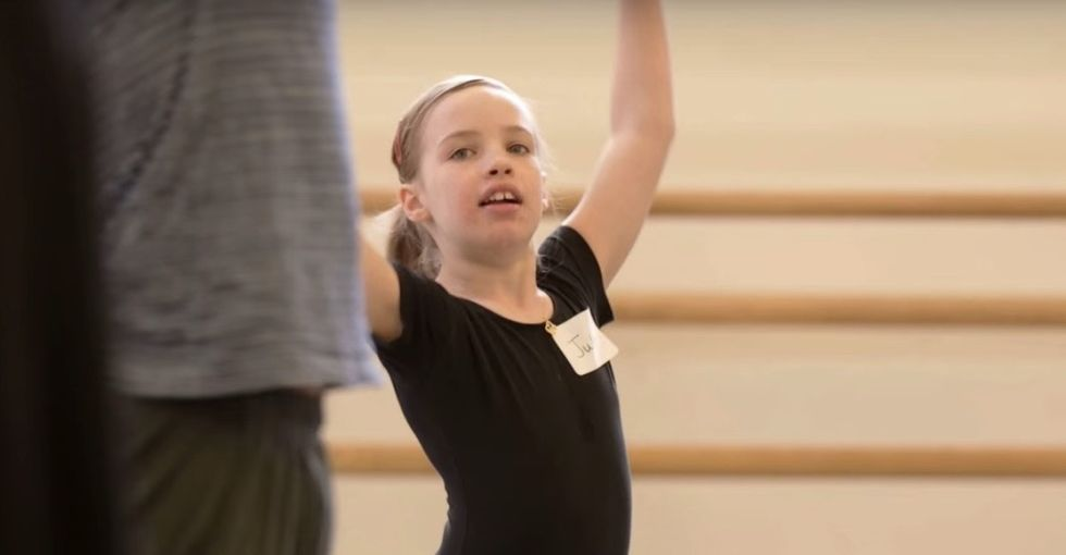 A mom wrote a letter to the NYC Ballet about her daughter's disability. They responded gracefully.
