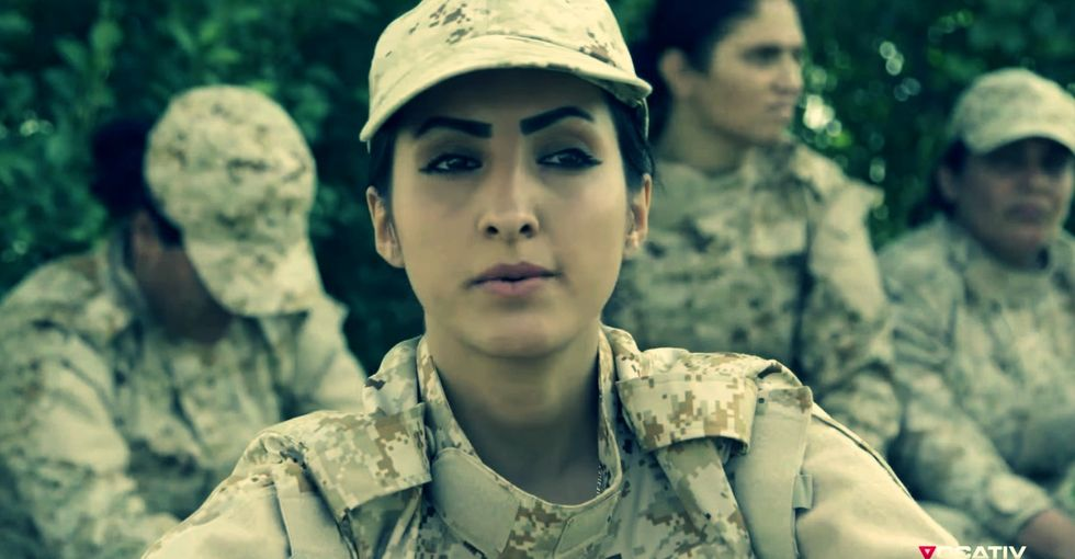 They're Kurdish. They're Women. And They're Out To Kill ISIS.