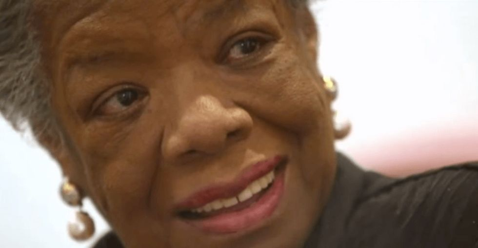 On May 28, 2014, Maya Angelou passed away. But she still lives on.