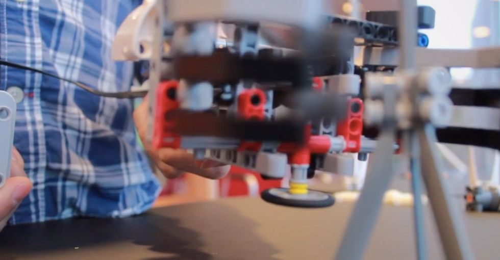 The best new prosthetic for children isn't made from newfangled metals. It's made out of Legos.