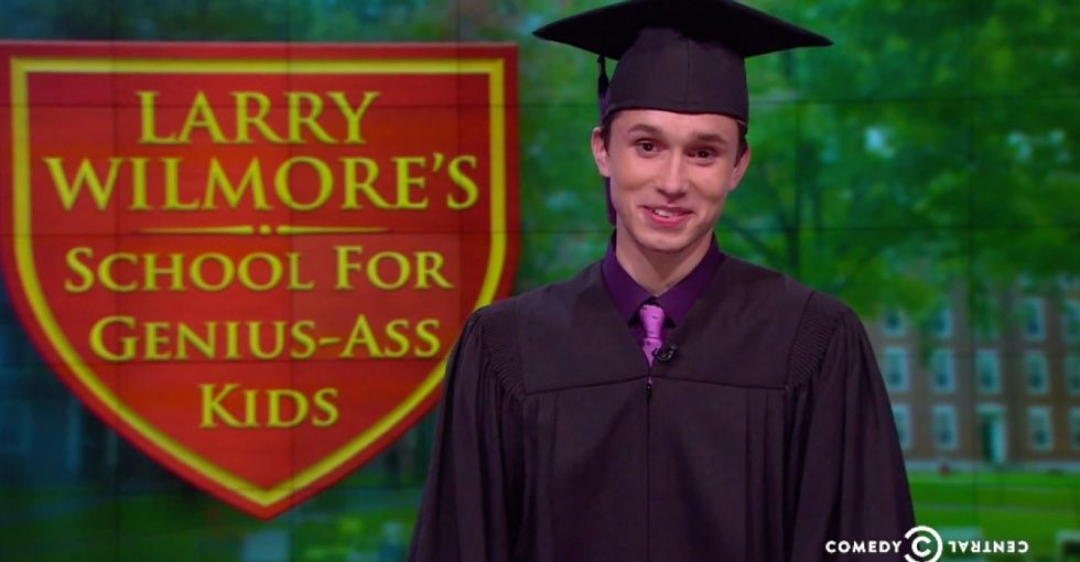 His school canceled his speech after learning that he's gay. What resulted was actually awesome.