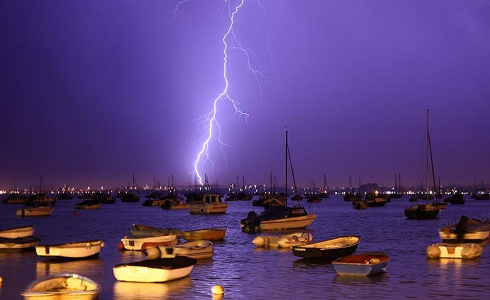Ever look closely at lightning? These 9 images may give you a new perspective.
