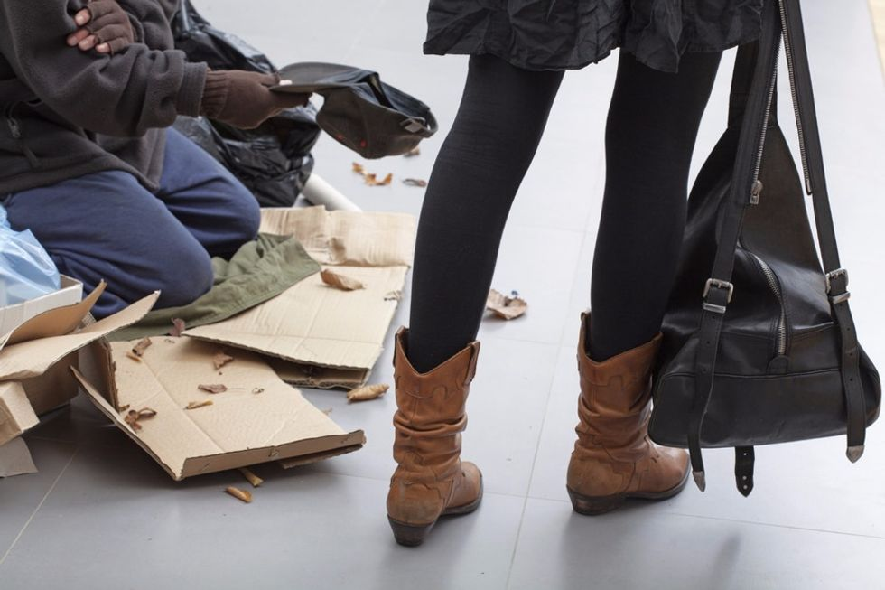 Homeless people face plenty of uncertainty, but one city stepped in with a legal leg up.