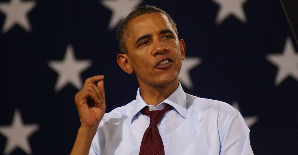 Obama crushed this interview on racism. Too bad everyone missed his point on it.