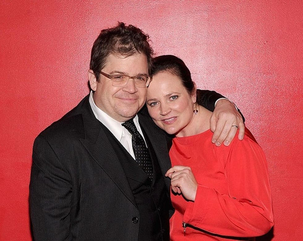 102 days after his wife's death, Patton Oswalt describes grief as only he can.
