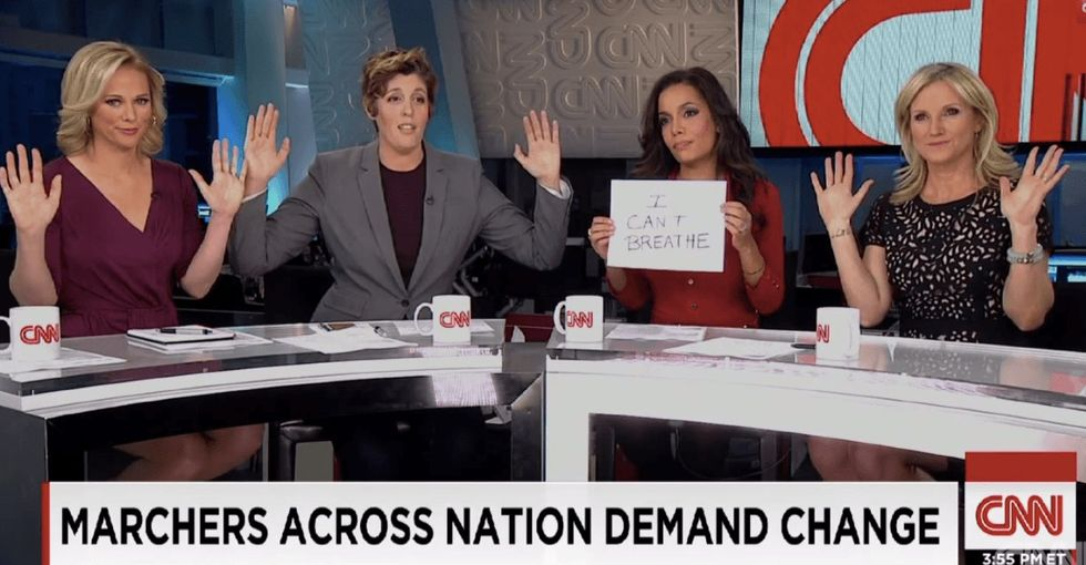 4 CNN Hosts Have A Thoughtful Opinion About Something Complex And Make Me Happy