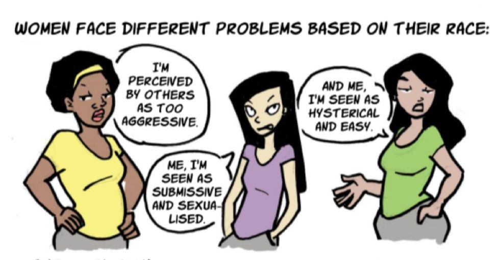 What is feminism, really? This comic sums it up well.