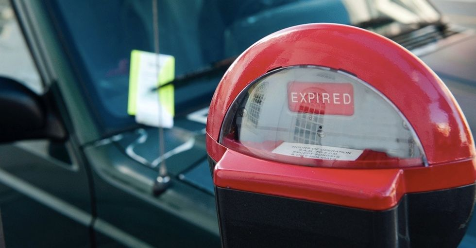 Cities are accepting canned goods to cover parking fines. But is it the best way to help?