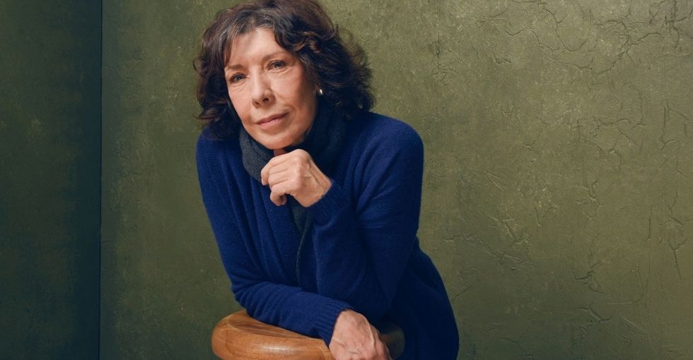 Lily Tomlin made a big mark in Hollywood. She's being recognized for it in an awesome way.