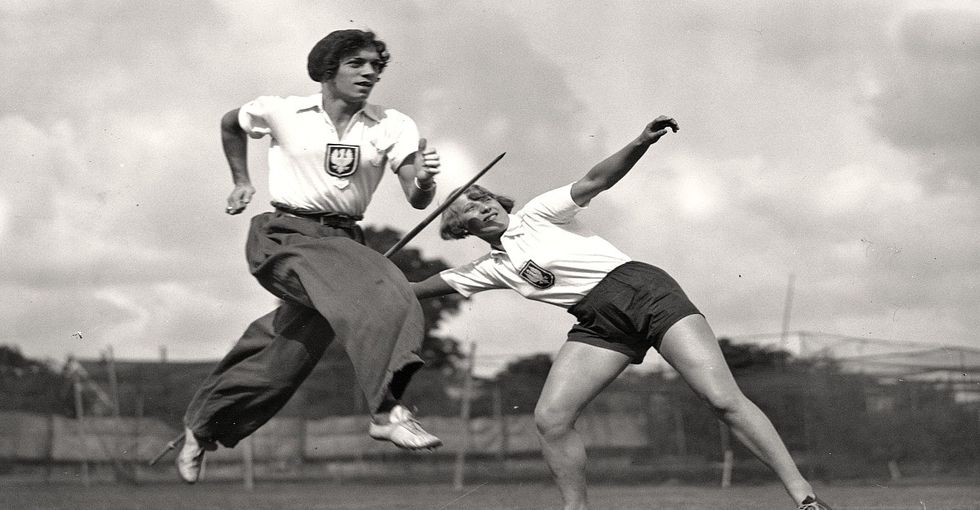 Stella Walsh was an Olympian in the 1930s. She was also intersex.