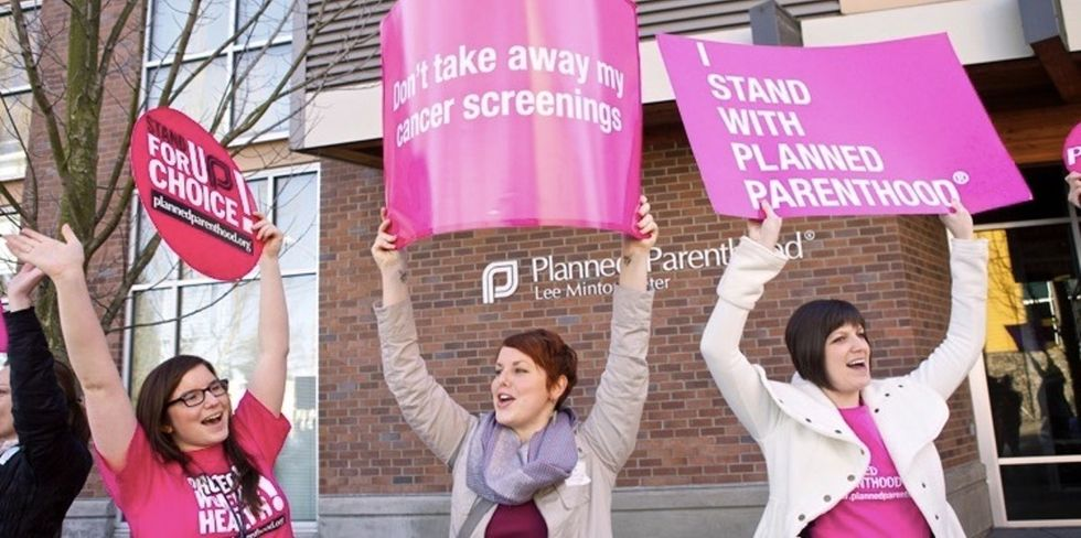 For the first time in its history, Planned Parenthood will offer voter registration.