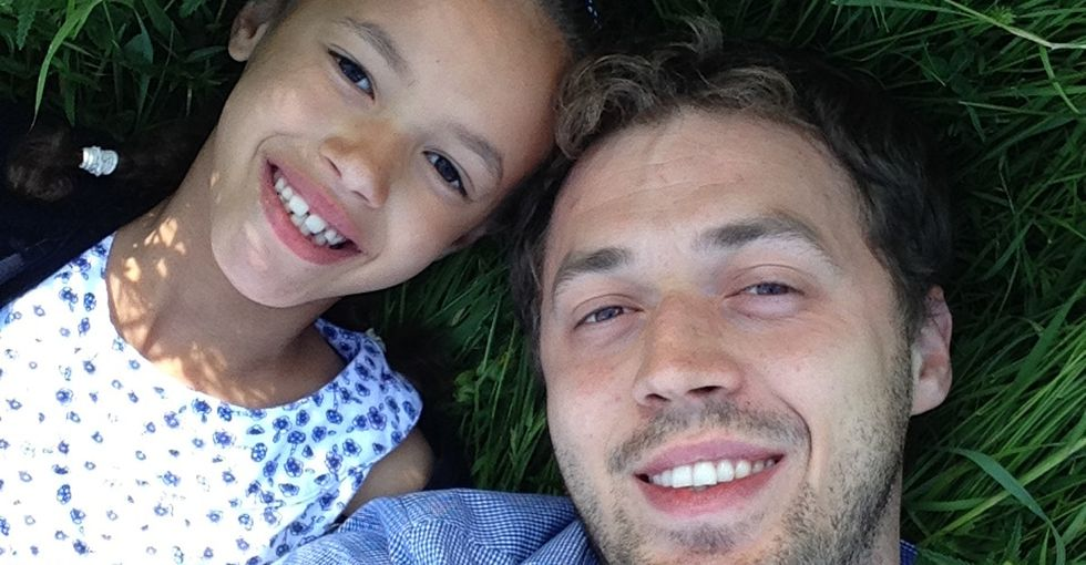 A man and his daughter did 39 random acts of kindness for their birthdays. Heartwarming!