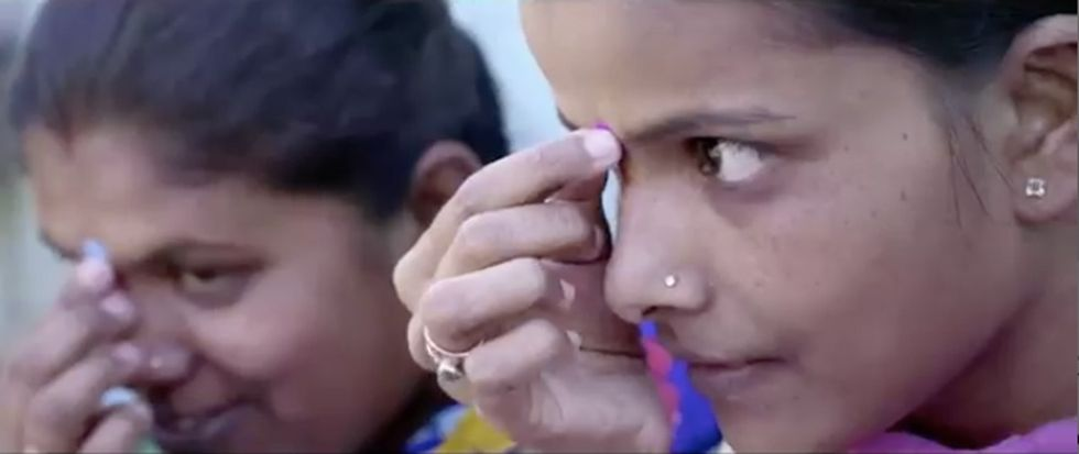Behold, the bindi. How one small dot can stop a deadly nutrient deficiency in its tracks.