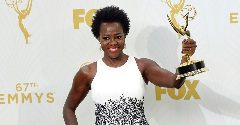Viola Davis made history and spoke out about inequality in her stirring Emmy acceptance speech.