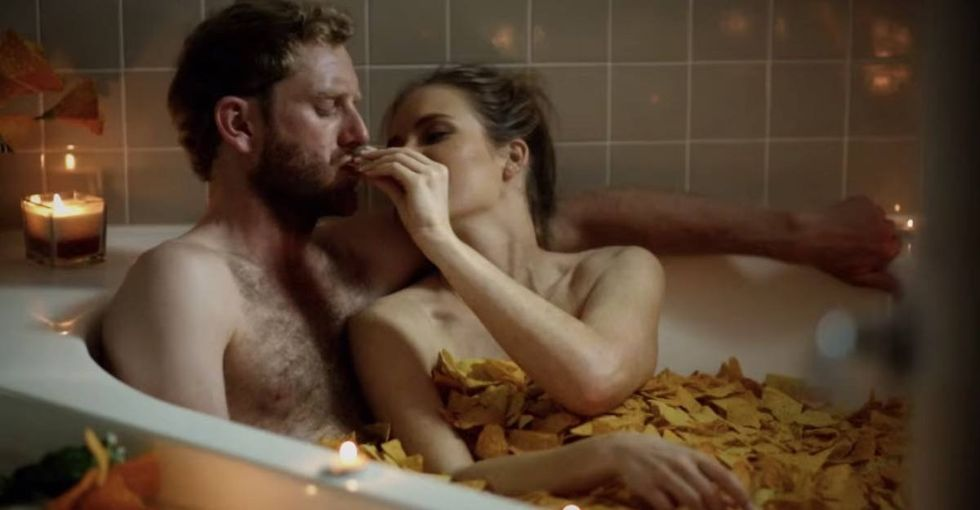 The Hilarious Fake But Real Doritos Ad That Doritos Will Never Let Win Their Super Bowl Contest