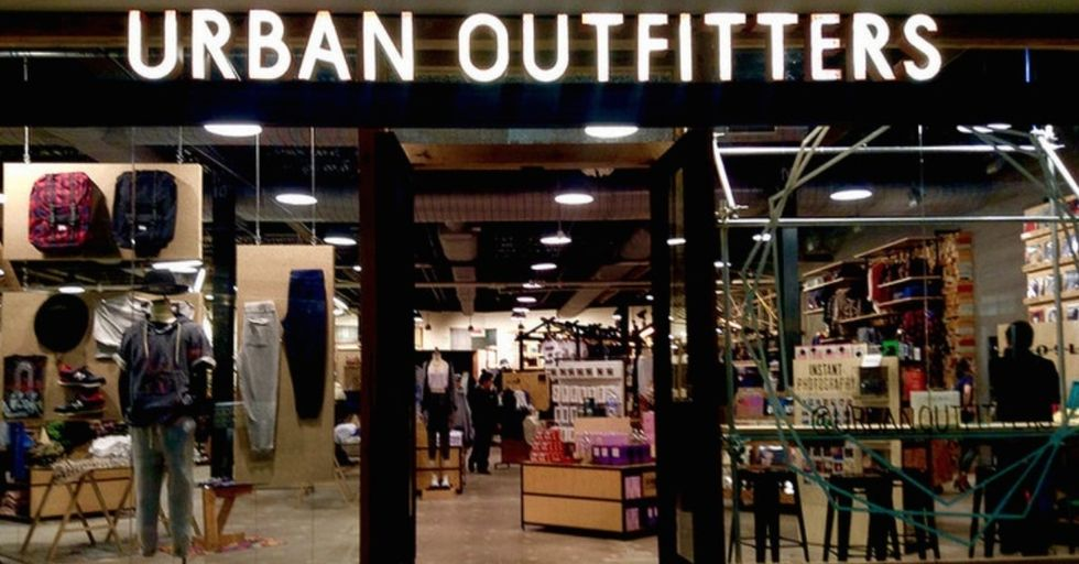 Here are 5 (of many) reasons I no longer shop at Urban Outfitters. Hopefully you'll join me.