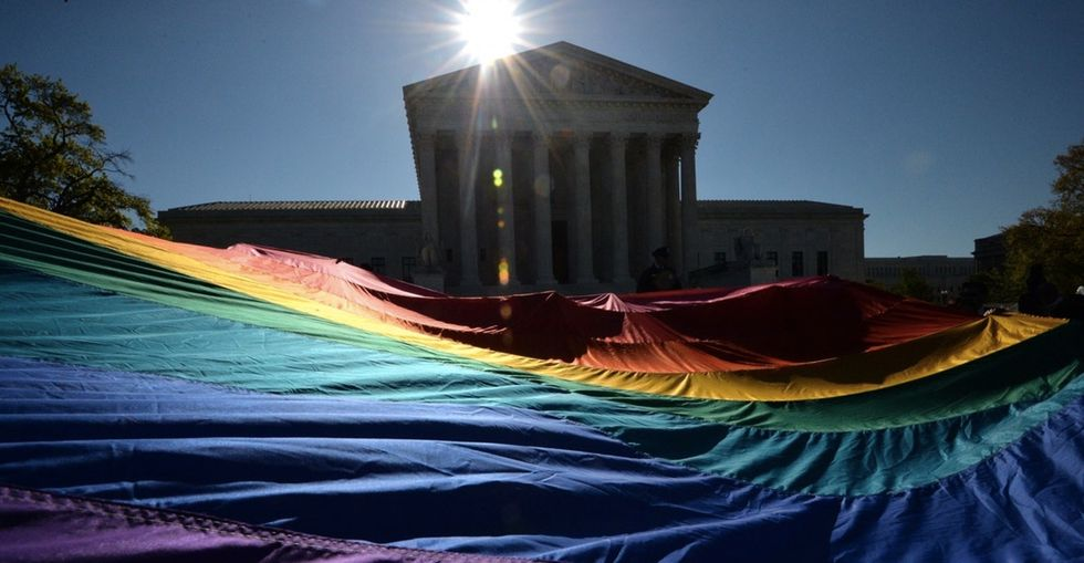 For decades, LGBT activists have fought hard for the right to marry. Today, they got it.