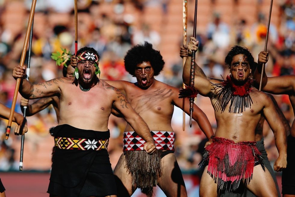 The Maori just took Standing Rock solidarity up a notch with their viral war dance.