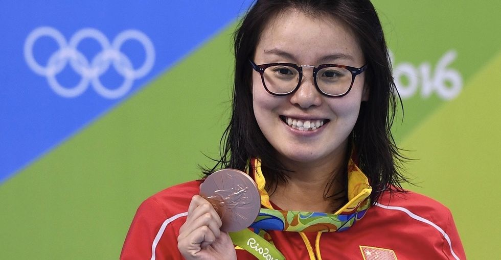 Why bronze medalists can be the happiest people on the podium.