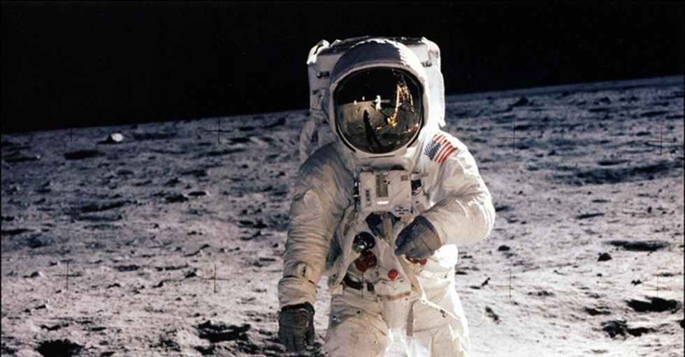46 years ago, Buzz Aldrin drank wine on the moon — but that wouldn't happen today.