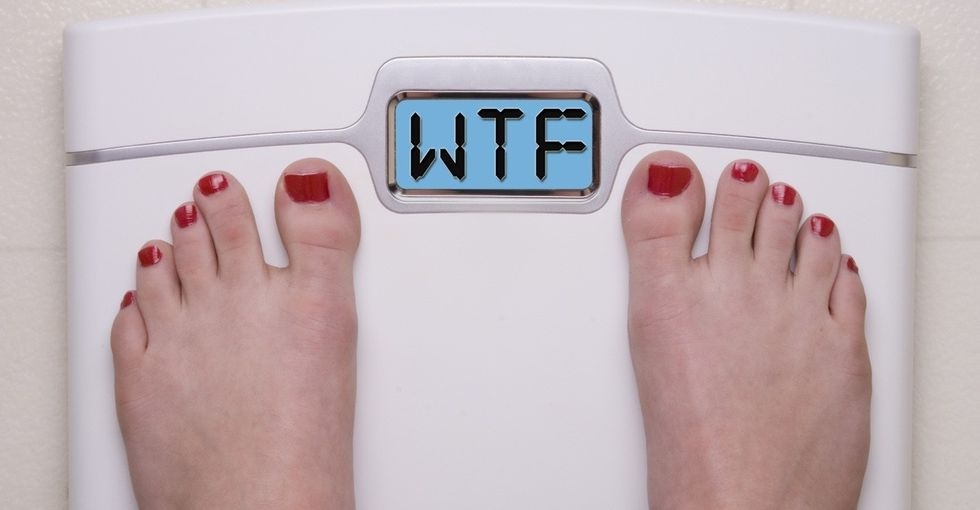 If you're thinking about going on a diet, you might want to watch this and reconsider.
